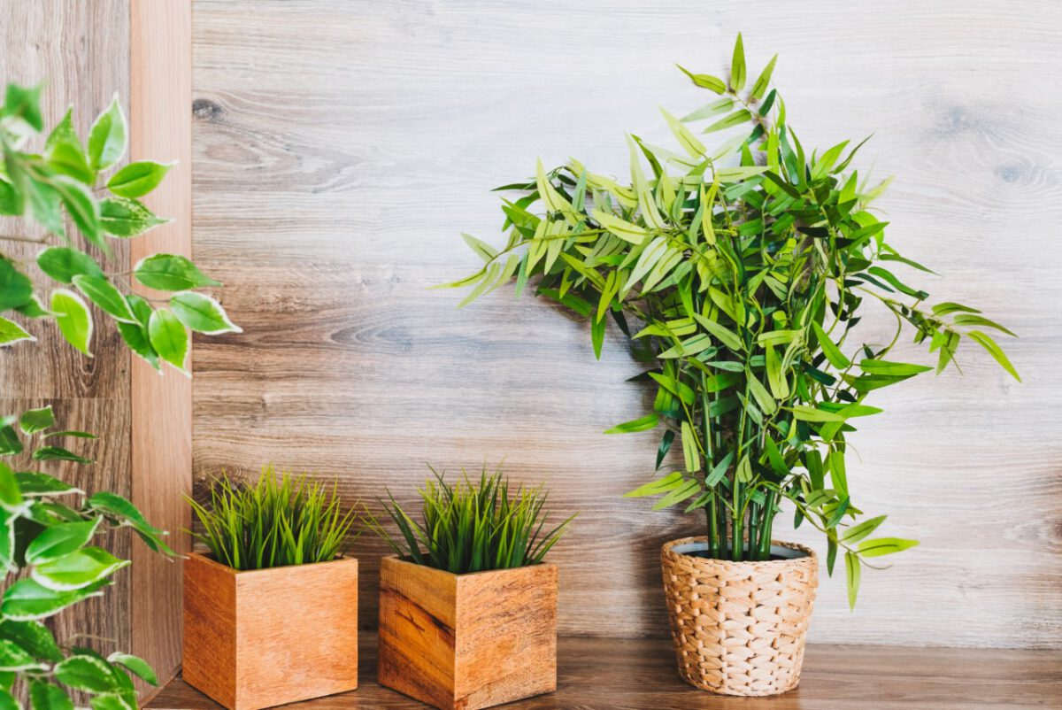 Maxifleur kunst hangplanten zijn niet van echt te onderscheiden
