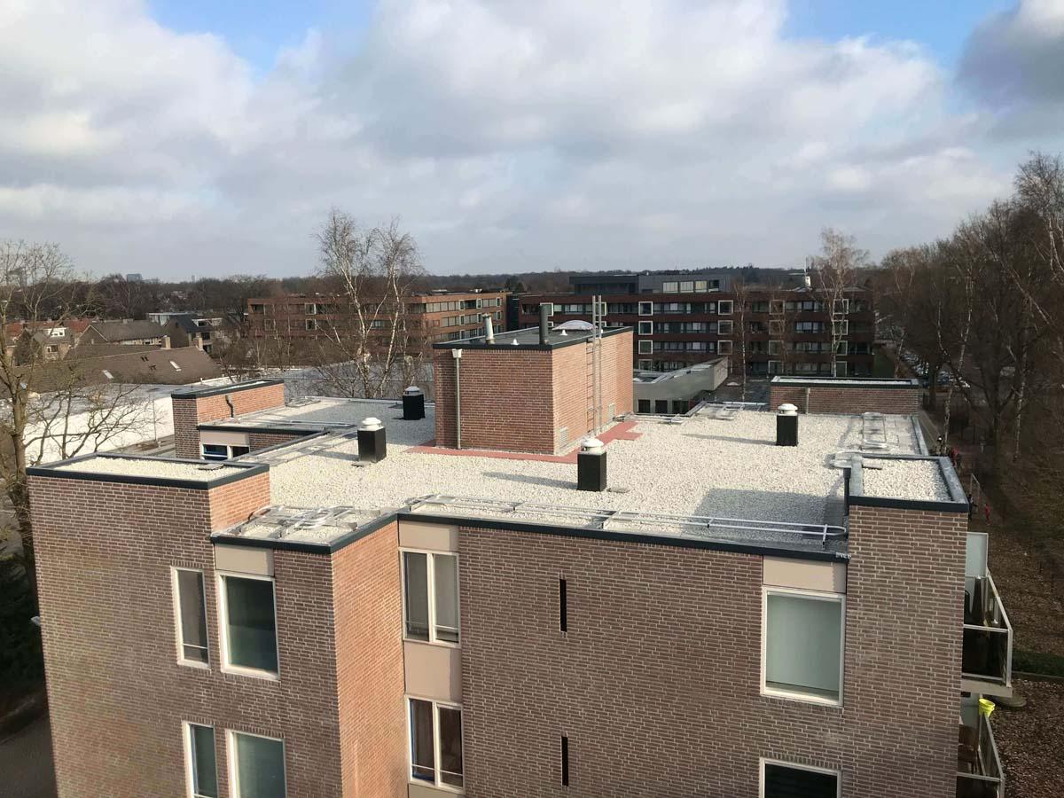 Een innodak dakspecialist repareert je dak!